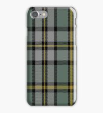 01911 Cape Breton (yellow stripes) District Tartan iPhone Case/Skin