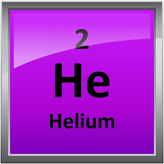 Helium element tile periodic table posters by sciencenotes helium element tile periodic table by sciencenotes urtaz Image collections