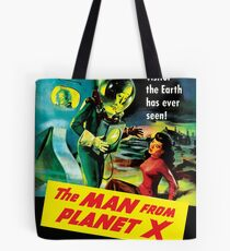 The Man From Planet X Tote Bag