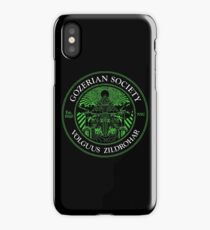 Gozerian Society - Green Slime Variant iPhone Case