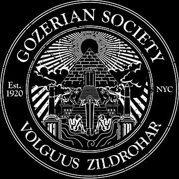 Gozerian Society by absinthetic