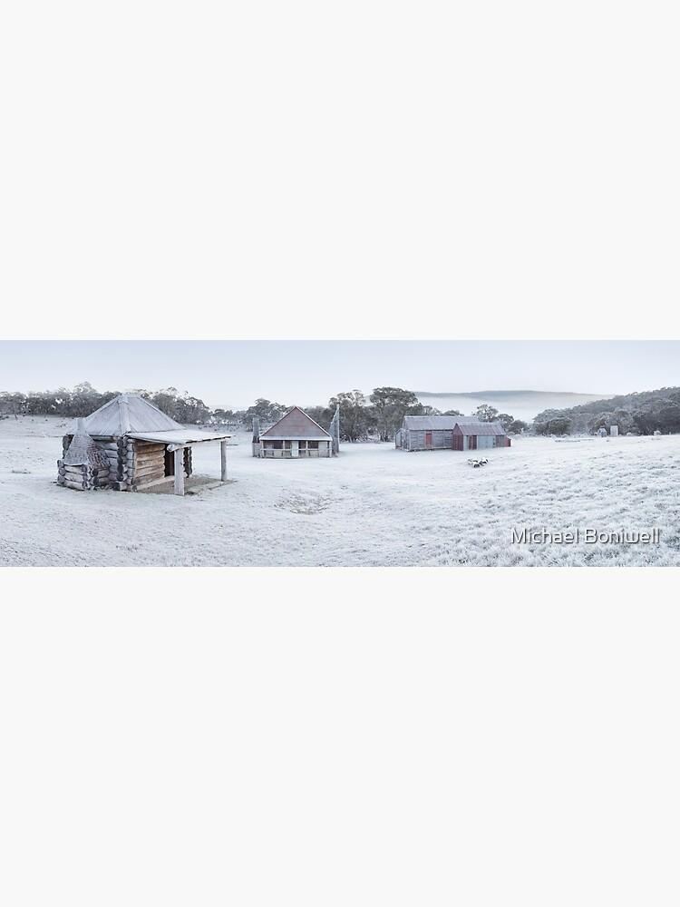 Frosty Coolamine Homestead, Kosciuszko National Park, New South Wales, Australia by Chockstone