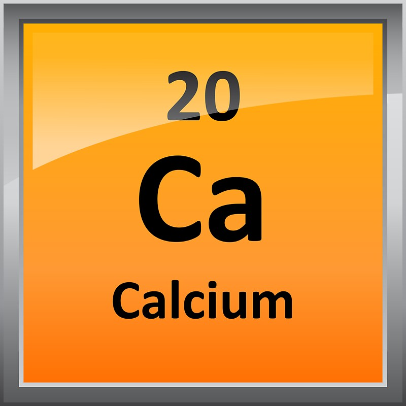 an introduction to the element calcium Periodic table and an introduction to the natural elements by dr j floor anthoni (2001) calcium is the building element of bones and teeth, of which it forms 70.