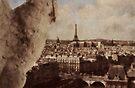 Vintage Paris by Jeff Clark