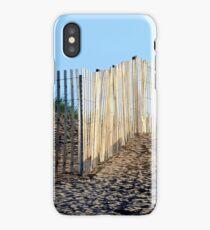 Beach Dunes iPhone Case