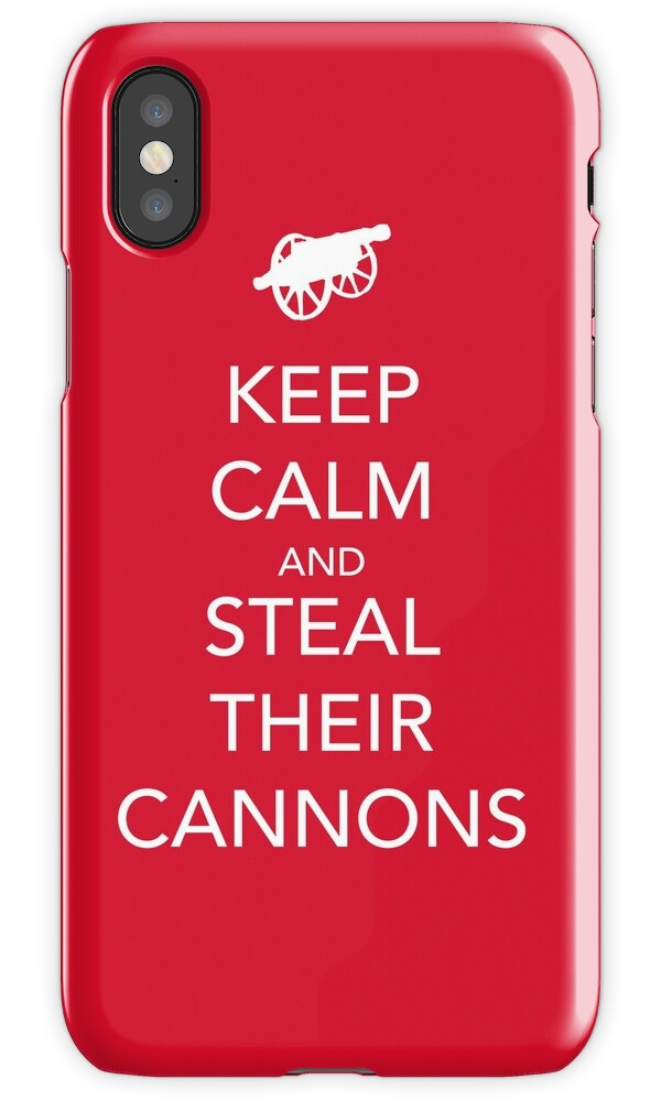 boom go the cannons iphone cases covers by savvymavvy. Black Bedroom Furniture Sets. Home Design Ideas