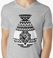 Southwestern Native American Pottery, Modern Minimalist Design T-Shirt