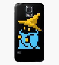 Funda/vinilo para Samsung Galaxy Fantasía final de mago negro