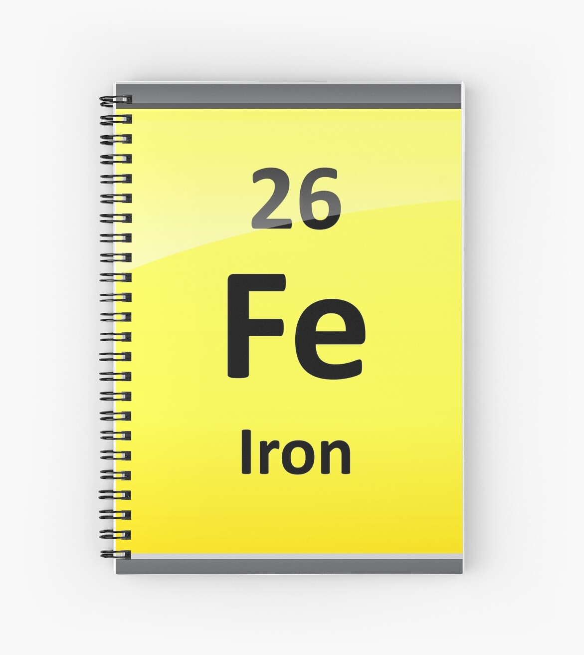 Iron symbol in periodic table image collections periodic table periodic table symbol for iron images periodic table images iron element symbol periodic table spiral notebooks gamestrikefo Image collections