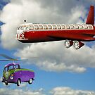VW Airlines by Randy Turnbow