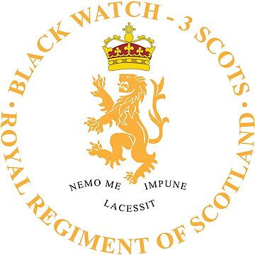 the black watch scotland royal regiment by rambotees