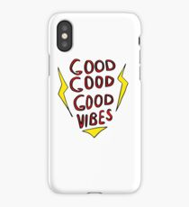 Cool cool cool vibes iPhone Case