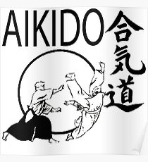 Aikido  Poster
