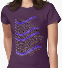 MAX PLANCK~ Physicist 1915 Womens Fitted T-Shirt