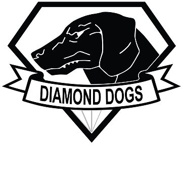 Diamond Dogs Metal Gear Solid by rambotees
