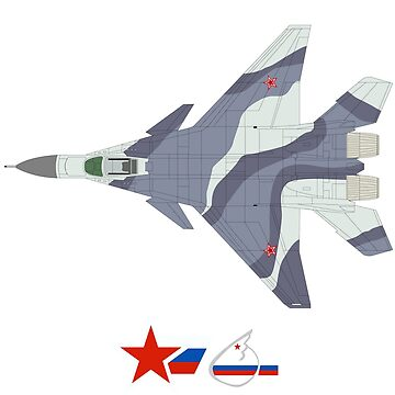 Fulcrum-F Mikoyan MiG-35 by rambotees