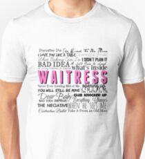 Waitress Original Cast Recording Unisex T-Shirt