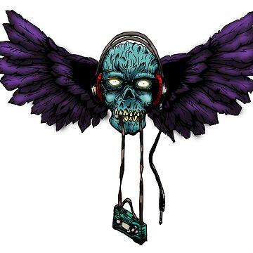 DJ SKULL TAPE by NTTCK