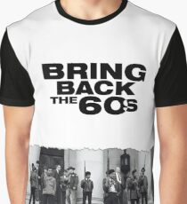 Bring Back The 60's Graphic T-Shirt