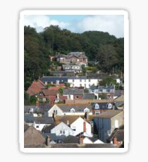 Bridport  Sticker