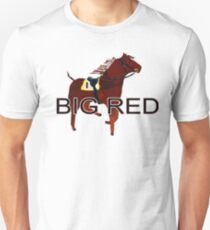 Big Red the World's Greatest Racehorse T-Shirt