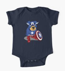 Capone Mr. Patriotic One Piece - Short Sleeve