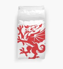 FA of Wales Dragon Duvet Cover