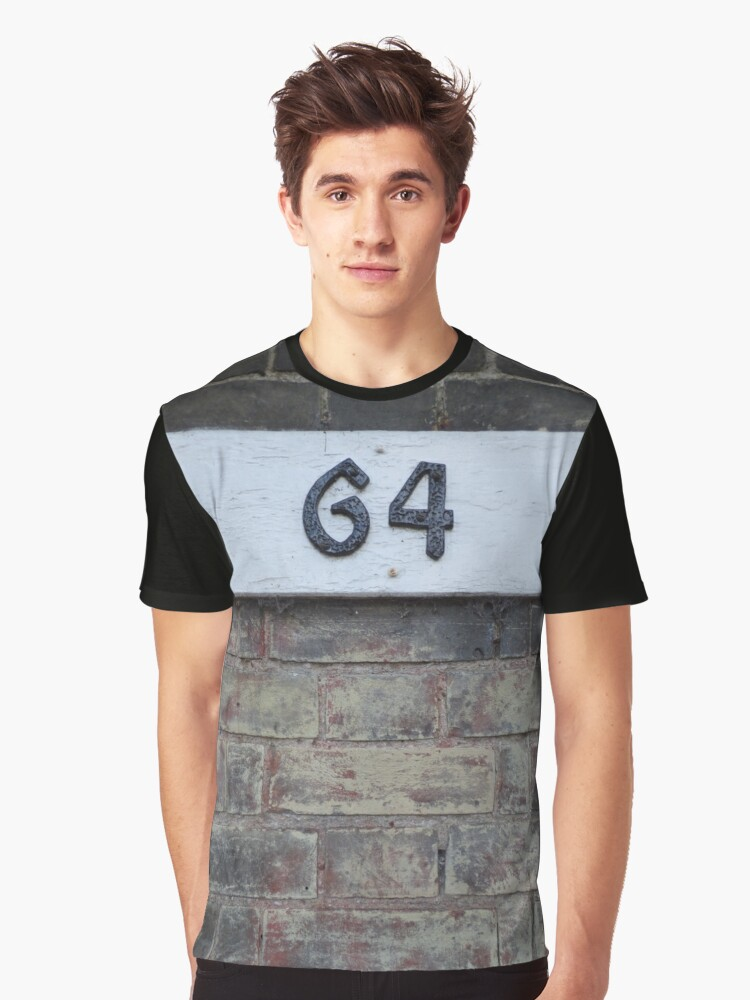 When I'm 64 Graphic T-Shirt Front