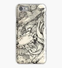 Chaos Divine  iPhone Case/Skin