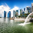 Singapore by Charuhas  Images