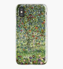 Apple Tree by Gustav Klimt Vintage Fine Art iPhone Case/Skin