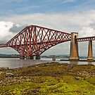 Forth River Bridge by tinnieopener