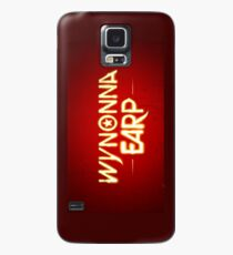 Wynonna Earp Case/Skin for Samsung Galaxy