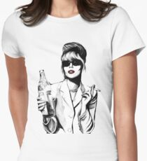 patsy stone Women's Fitted T-Shirt