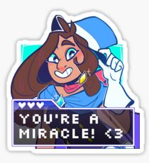 Spirit of Encouragement! (Trucy) Sticker