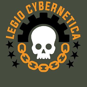 Legio Cybernetica by GroatsworthTees