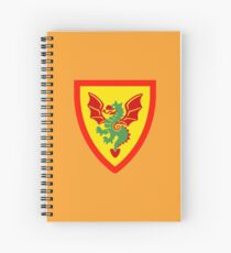 LEGO Dragon Masters Spiral Notebook