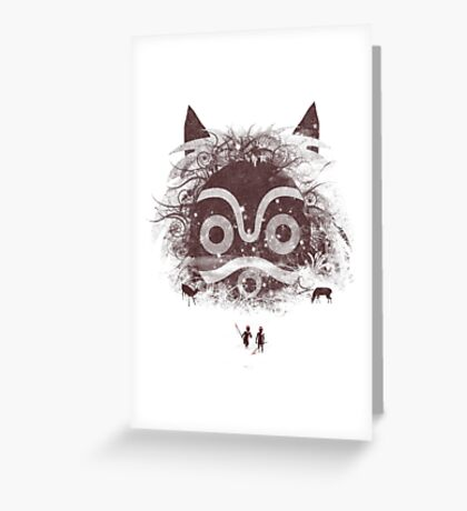new forest defenders Greeting Card