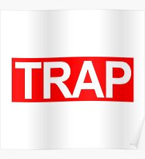 TRAP MUSIC. Poster