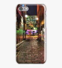 Graffiti in Hosier Lane Melbourne iPhone Case/Skin