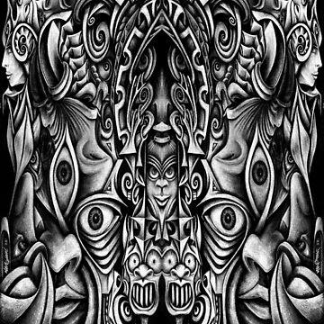 Shaman Dream by marginalspirit