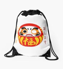 Dharma Doll Drawstring Bag