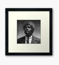 Jules Winnfield Framed Print