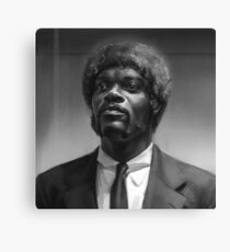 Jules Winnfield Canvas Print