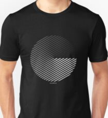 Stripes can be in a disc Slim Fit T-Shirt