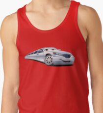 Cartoon Limo Tank Top