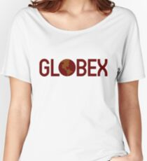 GLOBEX Corporation Women's Relaxed Fit T-Shirt