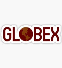 GLOBEX Corporation Sticker