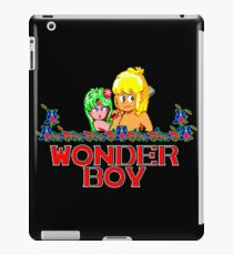 WONDER BOY - SEGA CLASSIC GAME iPad Case/Skin