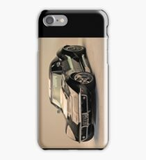 Betty the 69 Corvette iPhone Case/Skin